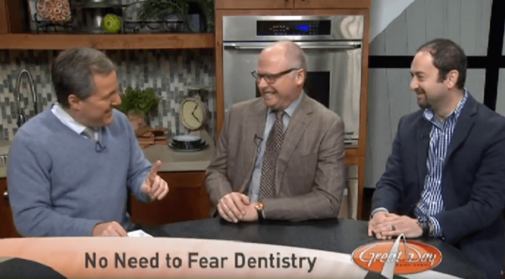 Sedation Dentistry - Scared of dentist but need treatment?